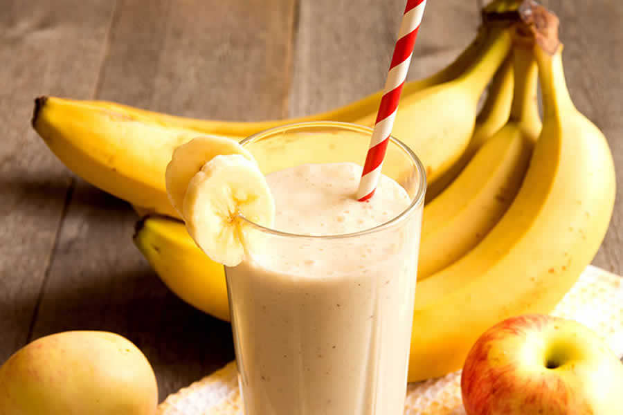 Smoothie-Pommes-Bananes-au-thermomix